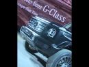 Презентация Mercedes-Benz G-classe 2018 Gelentwagen Новый Гелик