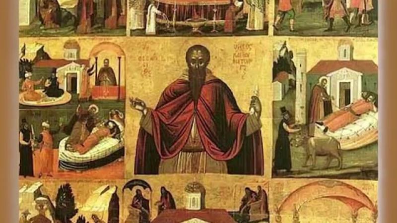 24 января. Прп. Феодосий Великий (529). Православный календарь. Семиречье, 2018