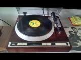 Видео обзор популярных треков, проигр винила-Denon, на акустике произ. пр Дании Джамо(1978г)
