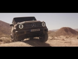 The new Mercedes-Benz G-Class (2018) - Stronger Than Time