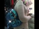 Блестящий рюкзак всего 1990✨