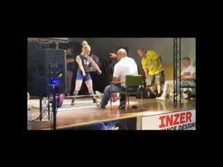 Марианна Косонен - 510 кг (48 кг)