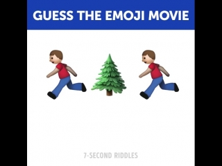 Can You Guess The Emoji Movies?