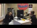 Алексей Горшенев (группа Кукрыниксы) в эфире Радио-Самара-Максимум