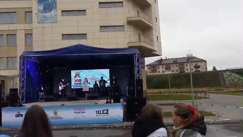 Корица - Парад САФУ 3