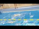 первое соревнование по плаванию