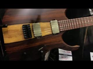 Mayones Guitars&Basses - NAMM Show 2018, часть 3