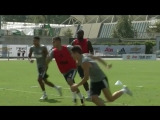 #MUTOUR: Day one training