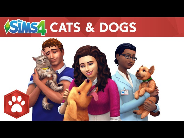 The Sims 4 Cats Dogs: Official Reveal Trailer