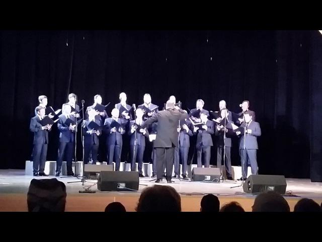 хор Московского Сретенского монастыря добрый вечер Тоби