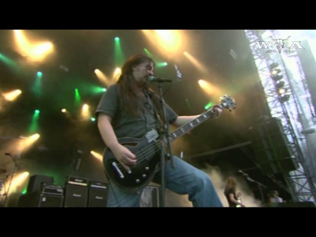 Carcass Ruptured in Purulence Heartwork Live at Wacken Open Air 2008