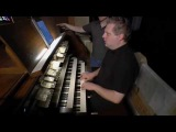 Ralph Vaughan WIlliam Rhosymedre from Three Preludes on Welsh Hymn Tunes played by organist Stephen Tharp Restored Pipe Organ Catholic Parish in Brooklyn