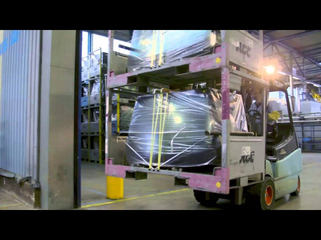 AGC Automotive Replacement Glass качество без компромиссов