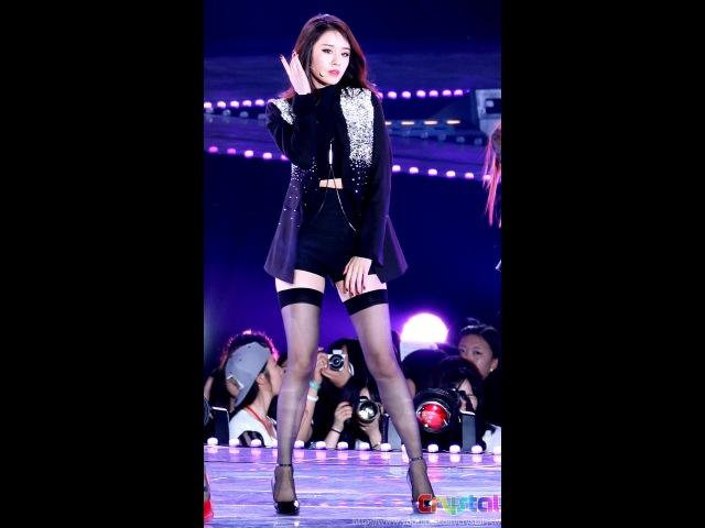 140607 티아라 (T-ara) - 넘버나인 (지연 직캠) 2014 드림콘서트 by Crystal
