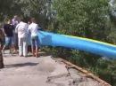 Северодонецк. Сальный ответ Крымскому мосту. СУХЕС!