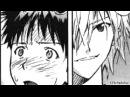 Kaworu x Shinji Deathbeds Neon Genesis Evangelion