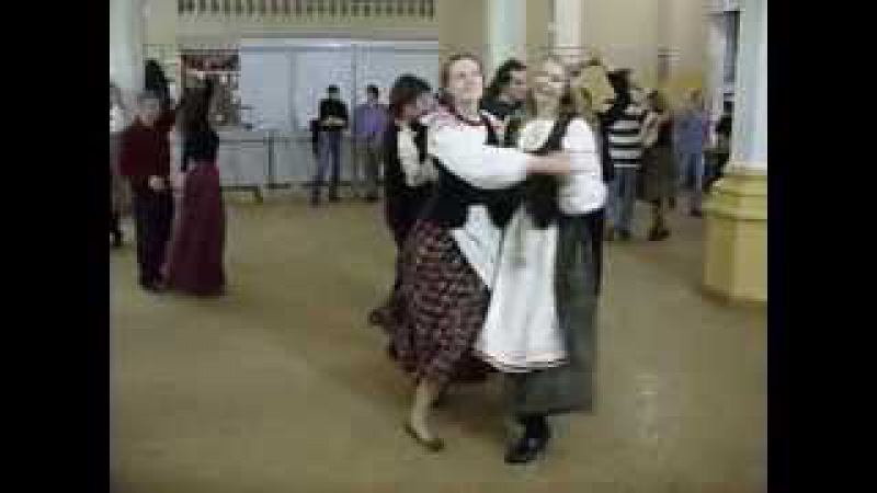 Субота 26 11 2014 Майстэрня танцаў на філфаку БДУ