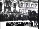 Празднование 300 летия Дома Романовых в Москве 1913 Пате журнал