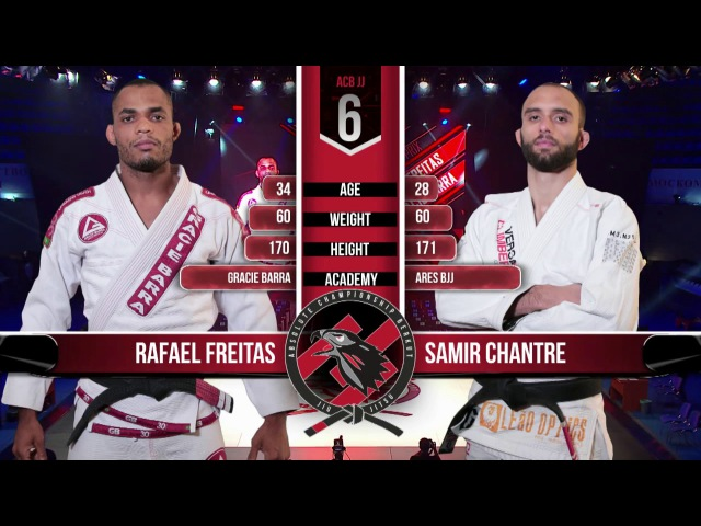 Samir Chantre vs Rafael Freitas