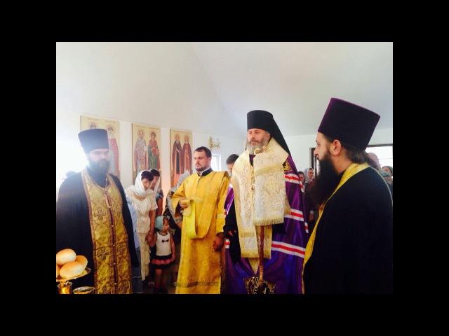 Проповедь Епископа Калачевского и Палласовского Иоанна в храме Александра Невс...