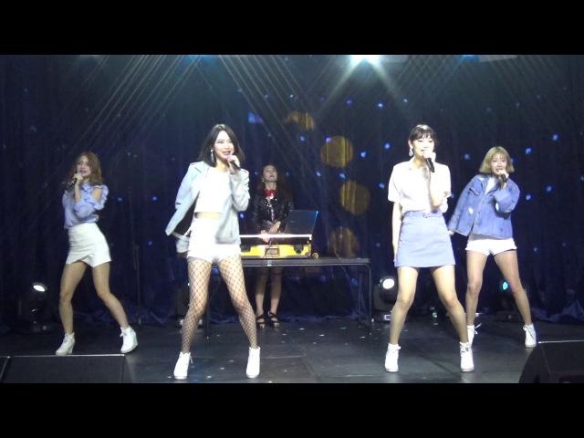 걸그룹오마주(O My Jewel) - 흔들어 - 강남 뉴타TV 2017.10.12일.hnh.