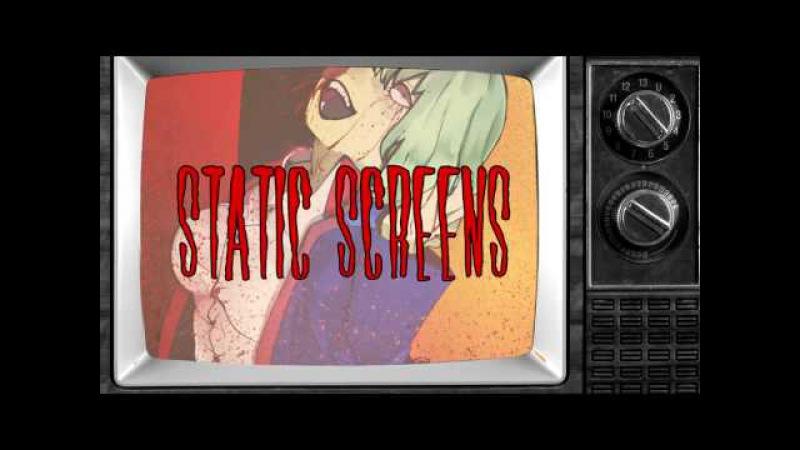 【Gumi English】STATIC SCREENS【Vocaloid Original Song】