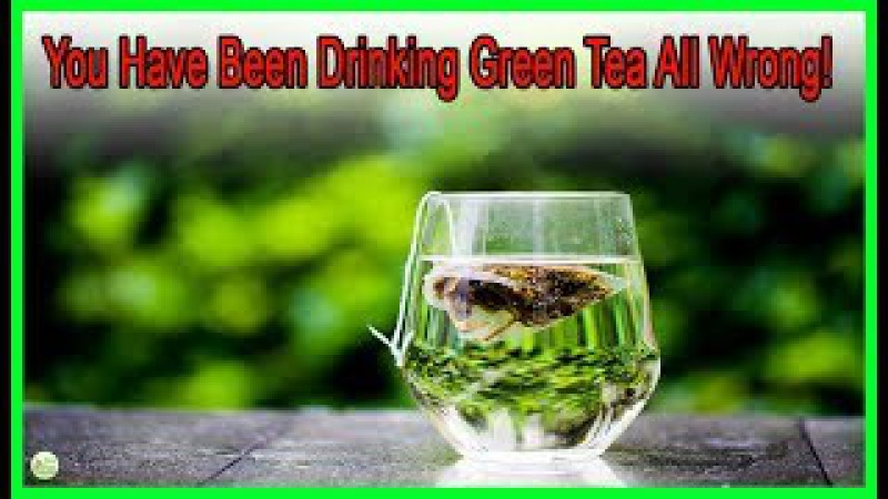 Green Tea - You Have Been Drinking Green Tea All Wrong! | Best Home Remedies