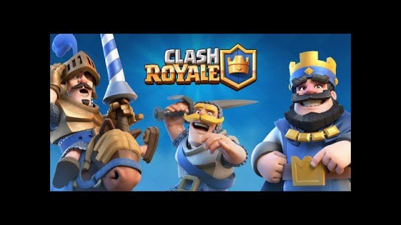 Clash Royale gameplay en directo en español