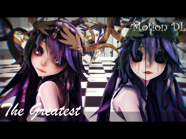 [MMD] Sia - The Greatest (BOXINLION Remix) DL
