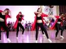 Show Reggaeton Team. Smal Groups. IV Kharkov ZnB Competition 2017.