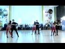 Show Экспериментальная бачата. Smal Groups. IV Kharkov ZnB Competition 2017.