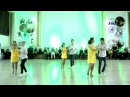 Show Salsa Timba style. Smal Groups. IV Kharkov ZnB Competition 2017.