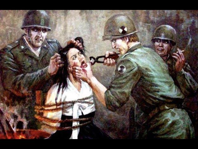 Душегубы и палачи: какими изображают американцев в Северной Корее