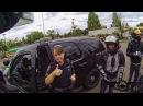 Не Все Полицейские = Мусора. Пример общения настоящих полицейских. (РУССКИЕ СУБТИТРЫ)