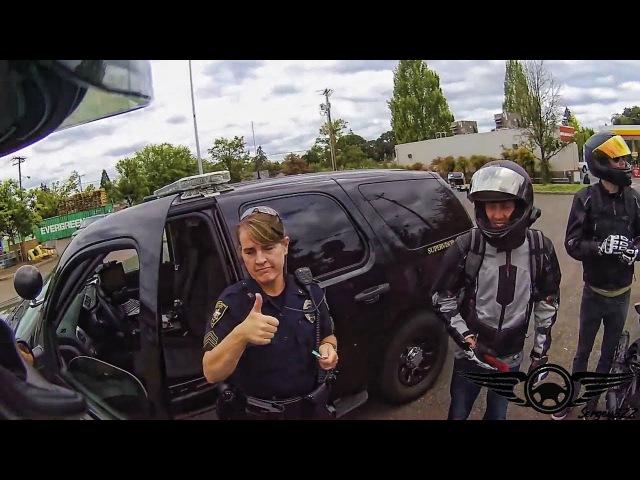 Не Все Полицейские = Мусора Пример общения настоящих полицейских РУССКИЕ СУБТИТРЫ