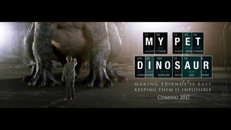 Мой любимый динозавр (2017) (My Pet Dinosaur)