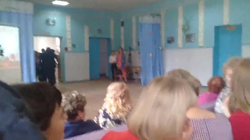 Флэшмоб на день учителя