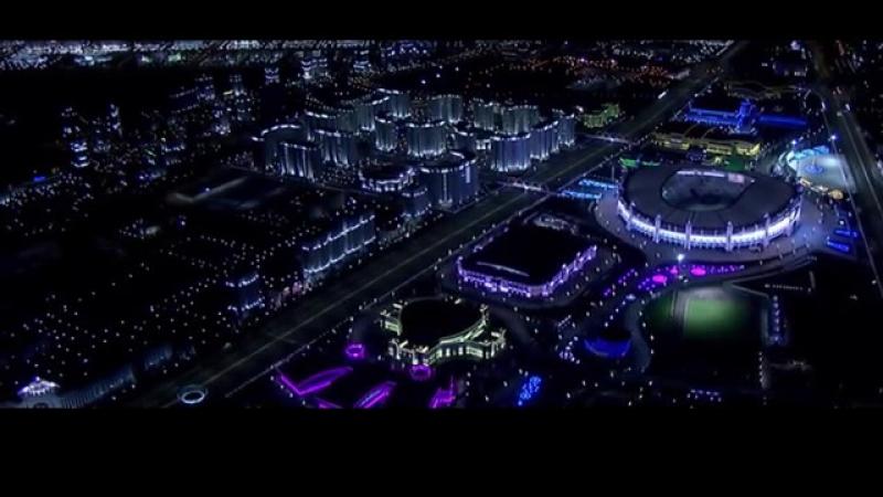 Gulshat Jemal Gurdowalar ft S.Beater- Aziada 2017 [www.SAYLANAN.com].mp4