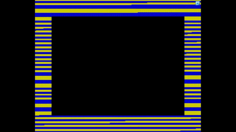 Заствка ZX Spectrum Airlines