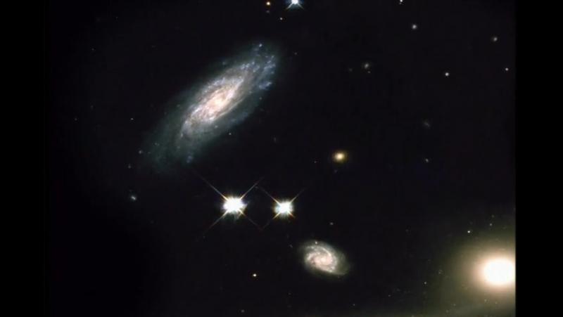 Космос: Персональное путешествие с Карлом Саганом (7) Хребет Ночи