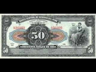 Banknotes of Peru_Paper money of Peru