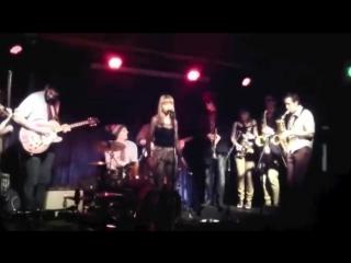 Papa g and the starcats -mi espalda - live at the brunswick hotel