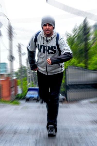 Антон Бегунов