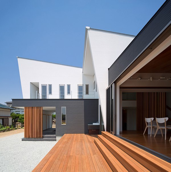 K5 house, in Kurume / Masahiko Sato, the architect of Architect Show