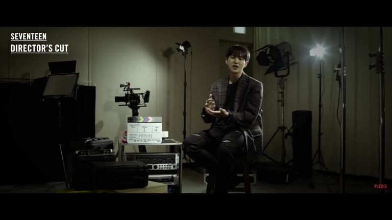[VK] SEVENTEEN(세븐틴) Directors Interview TAKE4_HOSHI