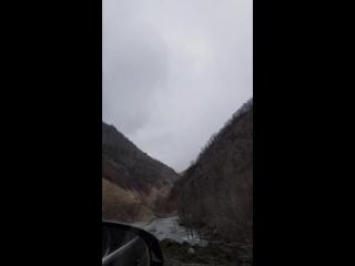 Даймохк. Чечня. Аргунское ущелье.