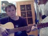 Happy end(Пара нормальных) на гитаре