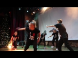 Leftside Monkey Biznizz (Frizzo Remix) Choreography by Andrey Sidorko - Open A