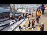 Скоростная разгрузка: сотрудники