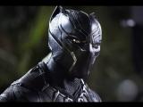 Новое промо «Чёрной Пантеры»